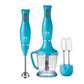 Blue House Triojet Blender Set Turkuaz Mavisi