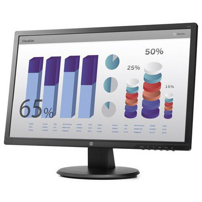 "HP W3R46AA V243p 24"" 5ms Full HD Monitör"