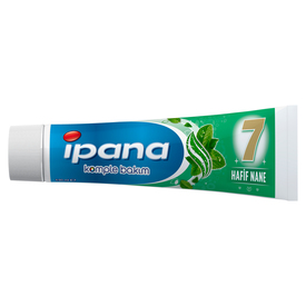Ipana Komple Bakım Ağız Bakım Suyu Etkili Eksta Ferah 100 ml Diş Macunu