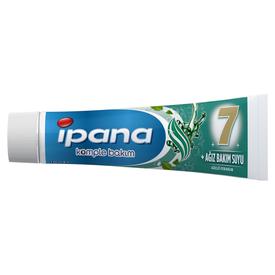 Ipana Komple Bakım Ağız Bakım Suyu Etkili Güçlü Ferahlık 100 ml Diş Macunu