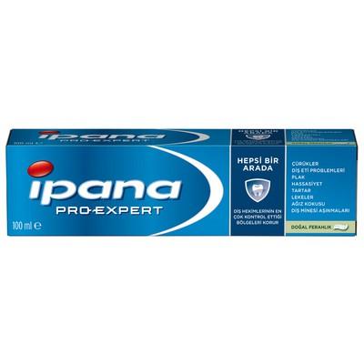 Ipana Pro-Expert  Hepsi Bir Arada Doğal Ferahlık 100 ml Diş Macunu