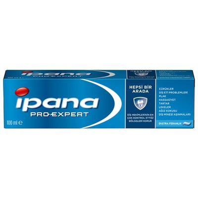 Ipana Pro-Expert  Hepsi Bir Arada Ekstra Ferahlık 100 ml Diş Macunu