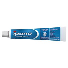 Ipana Pro-Expert  Hepsi Bir Arada Ekstra Ferahlık 50 ml Diş Macunu