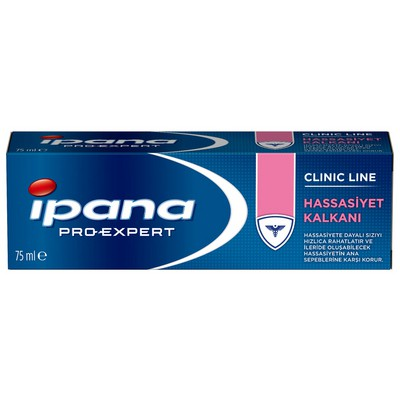 Ipana Pro-Expert  Clinic Line Hassasiyet Kalkanı 75 ml Diş Macunu