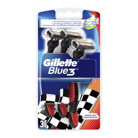 Gillette Blue3 Pride Kullan At Tıraş Bıçağı 3'lü Erkek Tıraş Bıçağı
