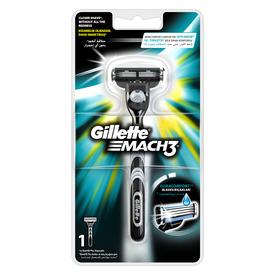 Gillette Mach3 Tıraş Makinesi Erkek Tıraş Bıçağı