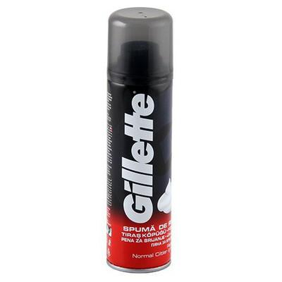 Gillette Normal 200 ml Tıraş Köpüğü
