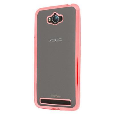 Microsonic Asus Zenfone Max 5.5 Kılıf Flexi Delux Rose Gold Cep Telefonu Kılıfı
