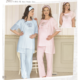haluk-baha-lohusa-3-lu-pijama-takim-mavi-xl