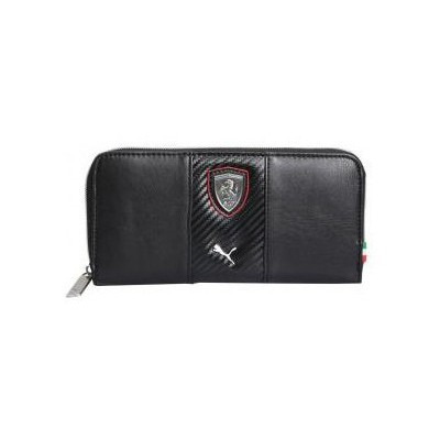 Puma 35148 73154-01 Ferrari Ls Wallet F Black Cüzdan 073154-01