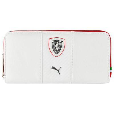 Puma 35150 73154-03 Ferrari Ls Wallet F Whisper Rosso Cüzdan 073154-03