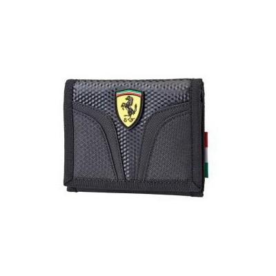 Puma 35257 73177-02 Ferrari Replica Wallet Black Cüzdan 073177-02