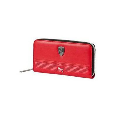 Puma 36248 73495-02 Ferrari Ls Wallet F Rosso Corsa Cüzdan 073495-02
