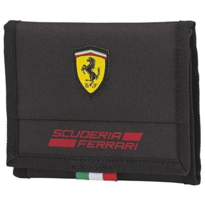 Puma 37043 Ferrari Fanwear Wallet Black Cüzdan 073957-02