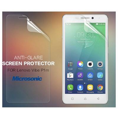Microsonic Lenovo P1m Ultra Şeffaf Ekran Koruyucu Film
