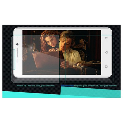 Microsonic Lenovo P1m Temperli Cam Ekran Koruyucu Kırılmaz Film Ekran Koruyucu Film