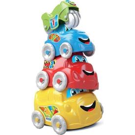 Clementoni Baby Renkli Araçlar Arabalar