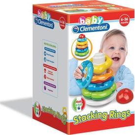 Clementoni Baby Renkli Halkalar Eğitici Oyuncaklar