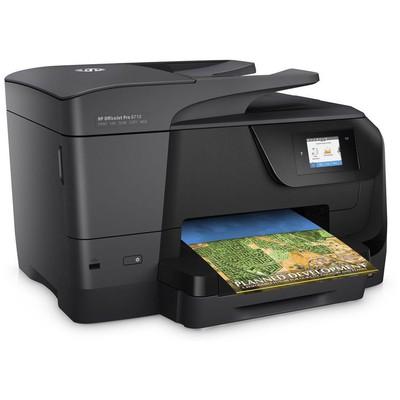 HP OfficeJet Pro 8710 Mürekkepli Yazıcı - D9L18A