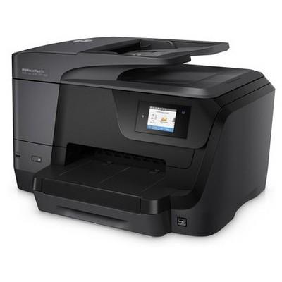 HP D9l18a Officejet Pro 8710 Aıo Yaz/tar/ft/fx-a4 Mürekkep Püskürtmeli Yazıcı