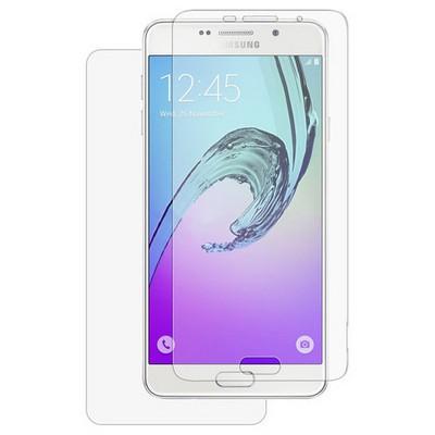 Microsonic Samsung Galaxy A7 2016 Ön + Arka Kavisler Dahil Tam Ekran Kaplayıcı Film Ekran Koruyucu Film