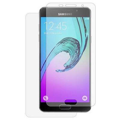 Microsonic Samsung Galaxy A5 2016 Ön + Arka Kavisler Dahil Tam Ekran Kaplayıcı Film Ekran Koruyucu Film