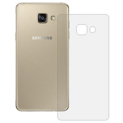 Microsonic Samsung Galaxy A3 2016 Ön + Arka Kavisler Dahil Tam Ekran Kaplayıcı Film Ekran Koruyucu Film