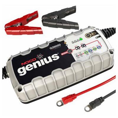 Noco Genius G26000 12v/24v 500ah Ultrasafe Akıllı Akü Şarj Ve Akü Bakım Akü Şarj Cihazı