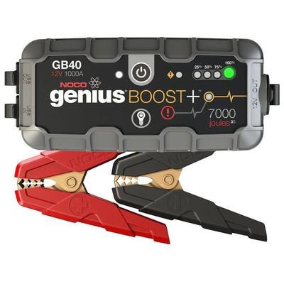 Noco Genius Gb40 12v 1000amp Ultrasafe Lityum Akü Takviye + Powerbank + Led Lamba Akü Şarj Cihazı