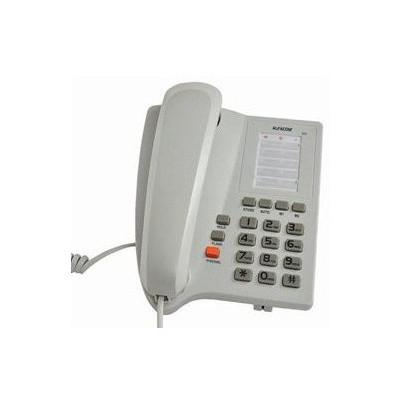 Alfacom 203-beyaz Kablolu 203 Masaüstü Beyaz Kablolu Telefon