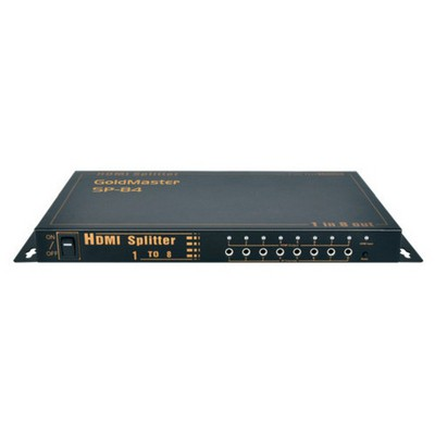 Goldmaster Sp-84 Hdmı Splitter HDMI Kablolar