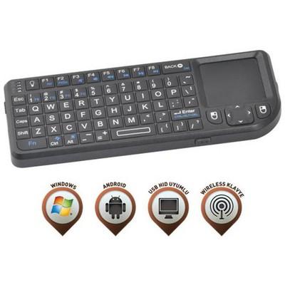 Goldmaster KW-885 Mini Klavye Klavye Mouse Seti