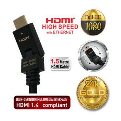 Goldmaster Cab-28 Hdmı Kablo HDMI Kablolar