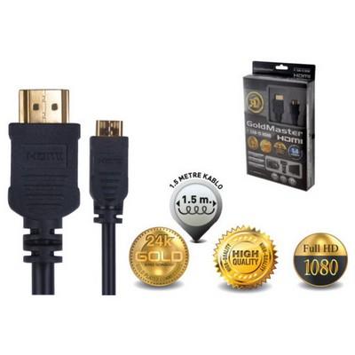 Goldmaster Cab-15 Hdmı Kablo HDMI Kablolar