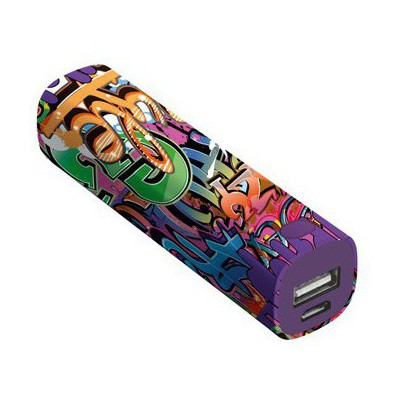 Trust Urban Tag PowerStick 2600 - Graffiti Text (20867)