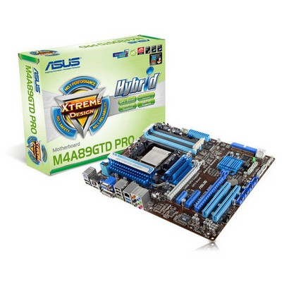 Asus M4A89GTD Pro/USB3 AMD Anakart