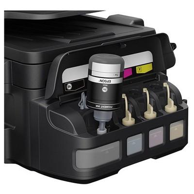 Epson L655 Çok Fonksiyonlu Mürekkep Püskürtmeli Yazıcı