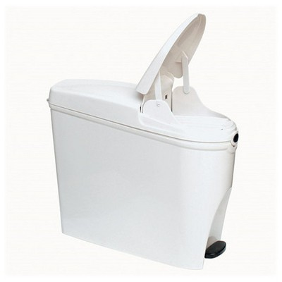 Rulopak Atık Ped Çöp Kovası 20 L Model R-3511 Çöp Kovaları