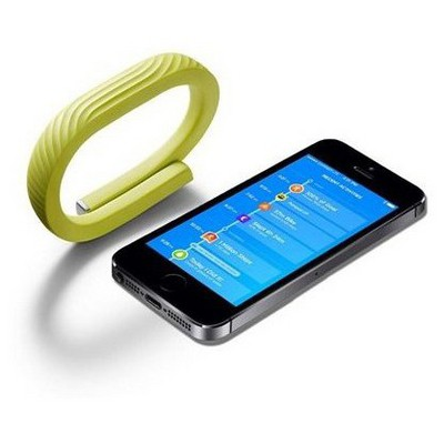 Jawbone Up24 By - Lemon Lime Large Akıllı Elektronik