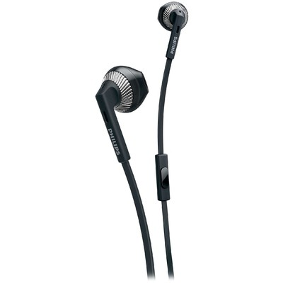 Philips She3205bk/00 Kulakiçi Siyah Kulaklık Kulak İçi Kulaklık