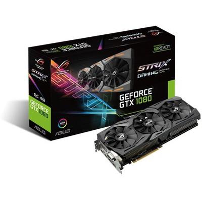 Asus ROG Strix GeForce GTX 1080 8G Ekran Kartı