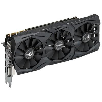 Asus Strix GeForce GTX 1080 OC 8G Ekran Kartı