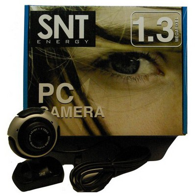 SNT SX-P780-KAMERA Energy Sx-P780 1.3 Mega Pixel Web Kamera Webcam