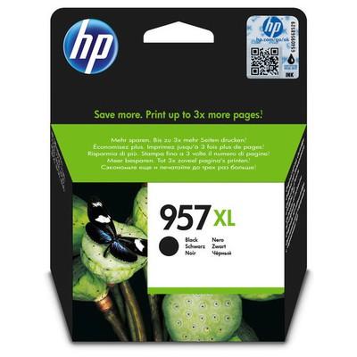 HP 957XL Siyah Kartuş Yüksek Kapasiteli L0R40A
