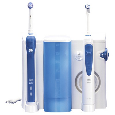 Oral-B Professional Care 3000 + Oxyjet OC20 Ağız Bakım Seti