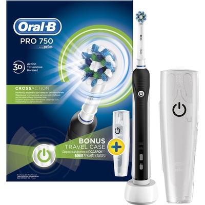 oral-b-pro-750-siyah