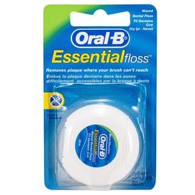 Oral-B Oral-B Diş İpi Essential Floss 50 m Ağız Gargarası