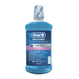 Oral-B Oral-B Ağız Çalkalama Suyu Pro-Expert Clinic Line 500 ml (Alkolsüz) Ağız Gargarası