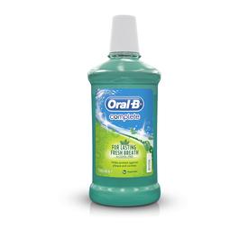 Oral-B Oral B Ağız Çalkalama Suyu Komple Bakım 500 ml Ağız ve Diş Bakımı
