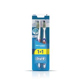 Braun Oral-B  Pro-Expert Derinlenemesine Temizlik 40 Orta 1 Alana 1 Bedava Paketi Diş Fırçası